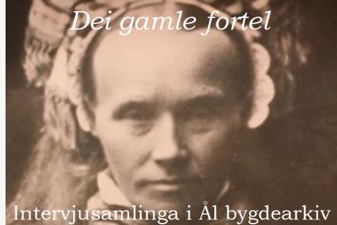 Intervjusamlinga i Ål bygdearkiv